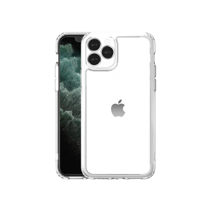INO TEMPERED GLASS CASE for iPhone 11 Pro