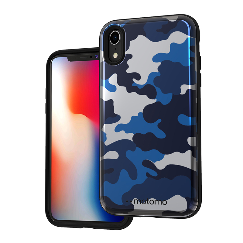 CAMO STANDING CASE for iPhone XR