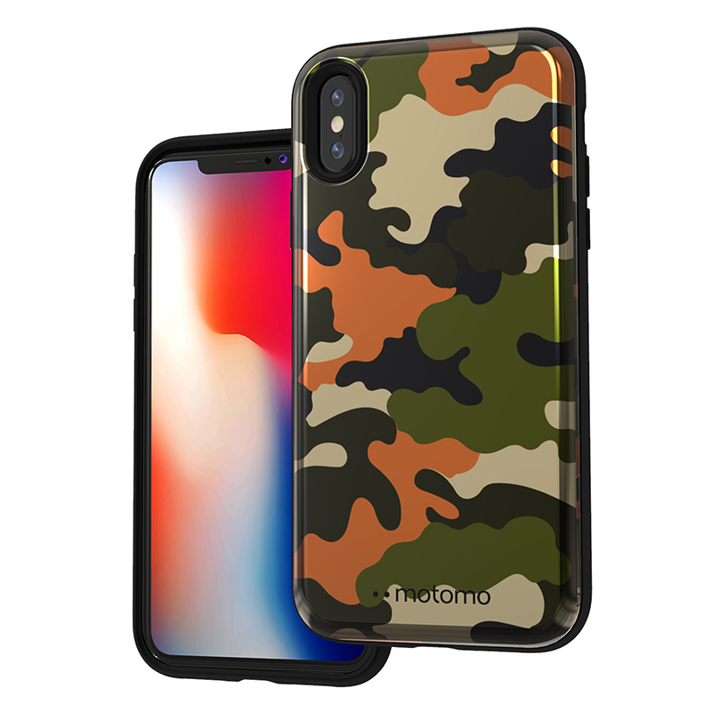 CAMO STANDING CASE for iPhone XS Max