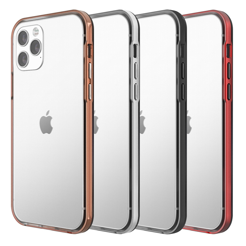 INO ACHROME SHIELD CASE for iPhone 12/12Pro