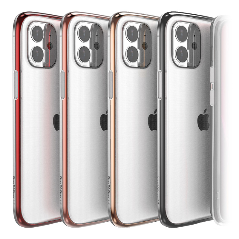 INO LINE INFINITY CLEAR CASE for iPhone 12/12Pro