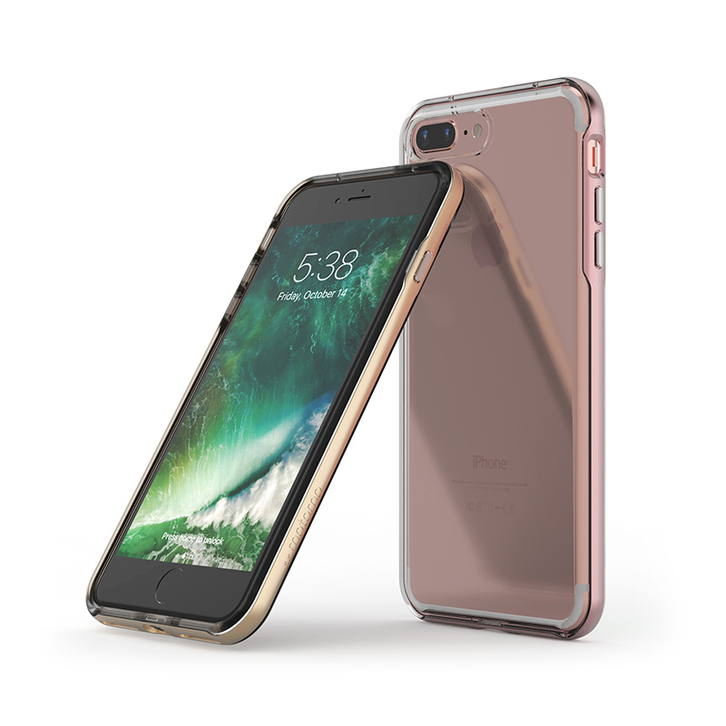 ACHROME SHIELD CASE for iPhone8 Plus