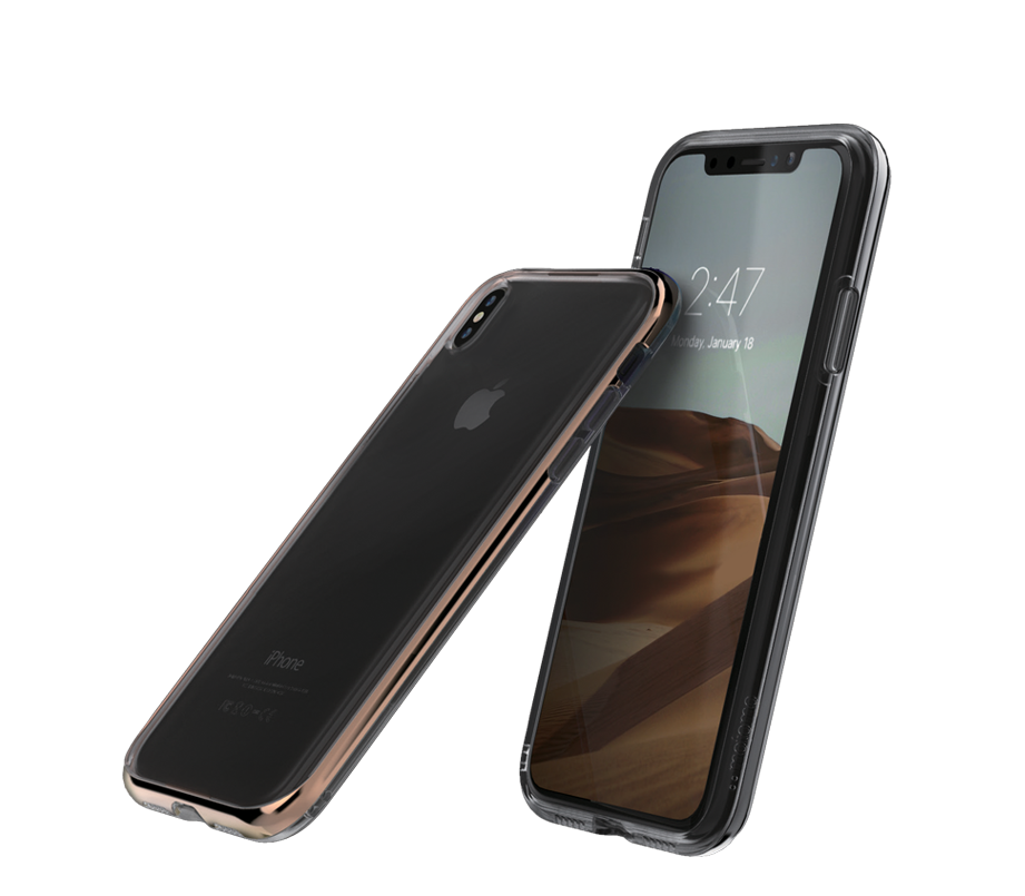 INO LINE INFINITY CLEAR CASE
